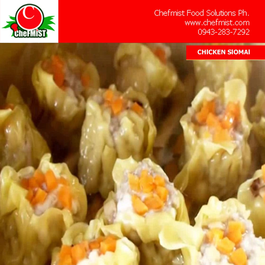 chicken siomai