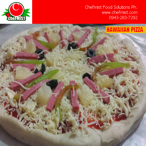 HAWAIIAN PIZZA WHOLESALE PIZZA SUPPLIER