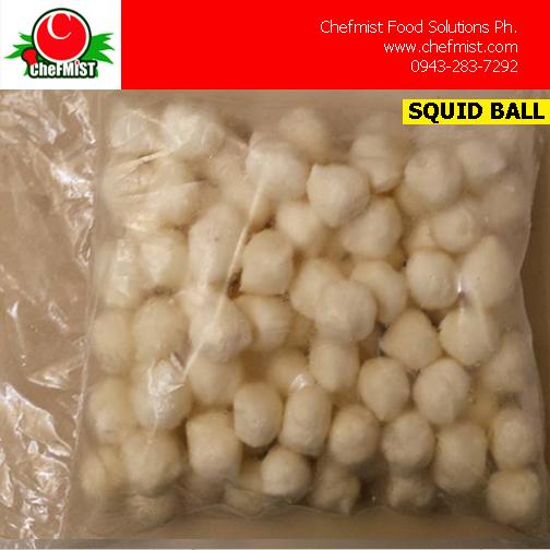 SQUID BALL