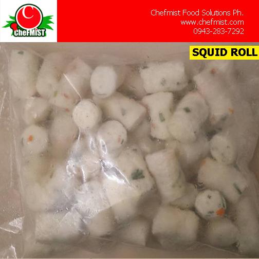 SQUID ROLL